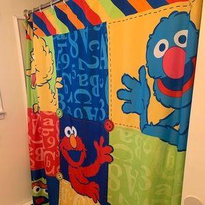 Kids Elmo Bathroom set- everything includes